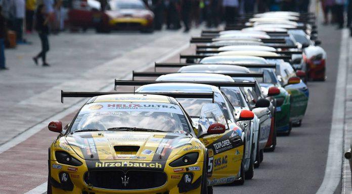 Maserati Trofeo World Series Finale in Abu Dhabi