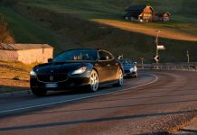 2015 Maserati Winter Tour Gets into Action
