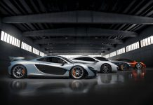 McLaren Special Operations Introduces Five New Divisions