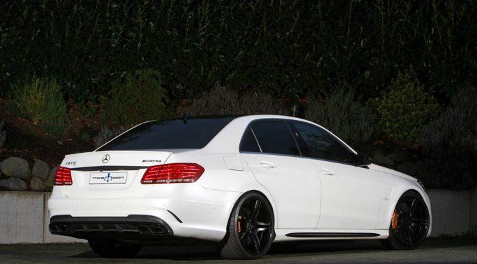 850hp Mercedes-Benz E63 AMG by Posaidon