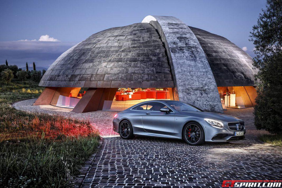 Mercedes-Benz S-Class recalled