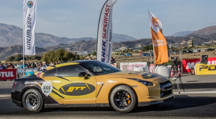 GTT Sets Record for Fastest Nissan GT-R in Europe