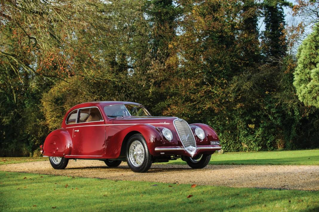 Mussolini's Mistress Alfa Romeo 6C