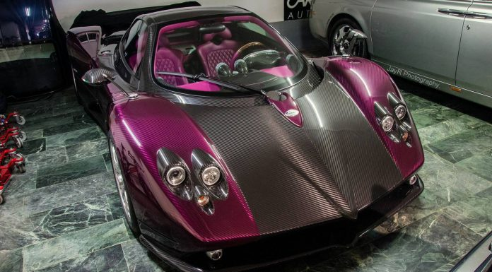 Photo of the Day: Pagani Zonda F Roadster Clubsport #25/25