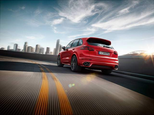 Porsche: An Exciting 2014 in Pictures