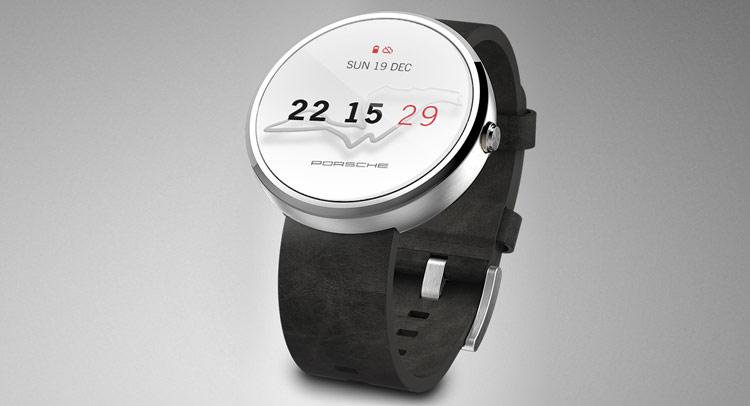 Porsche smartwatch