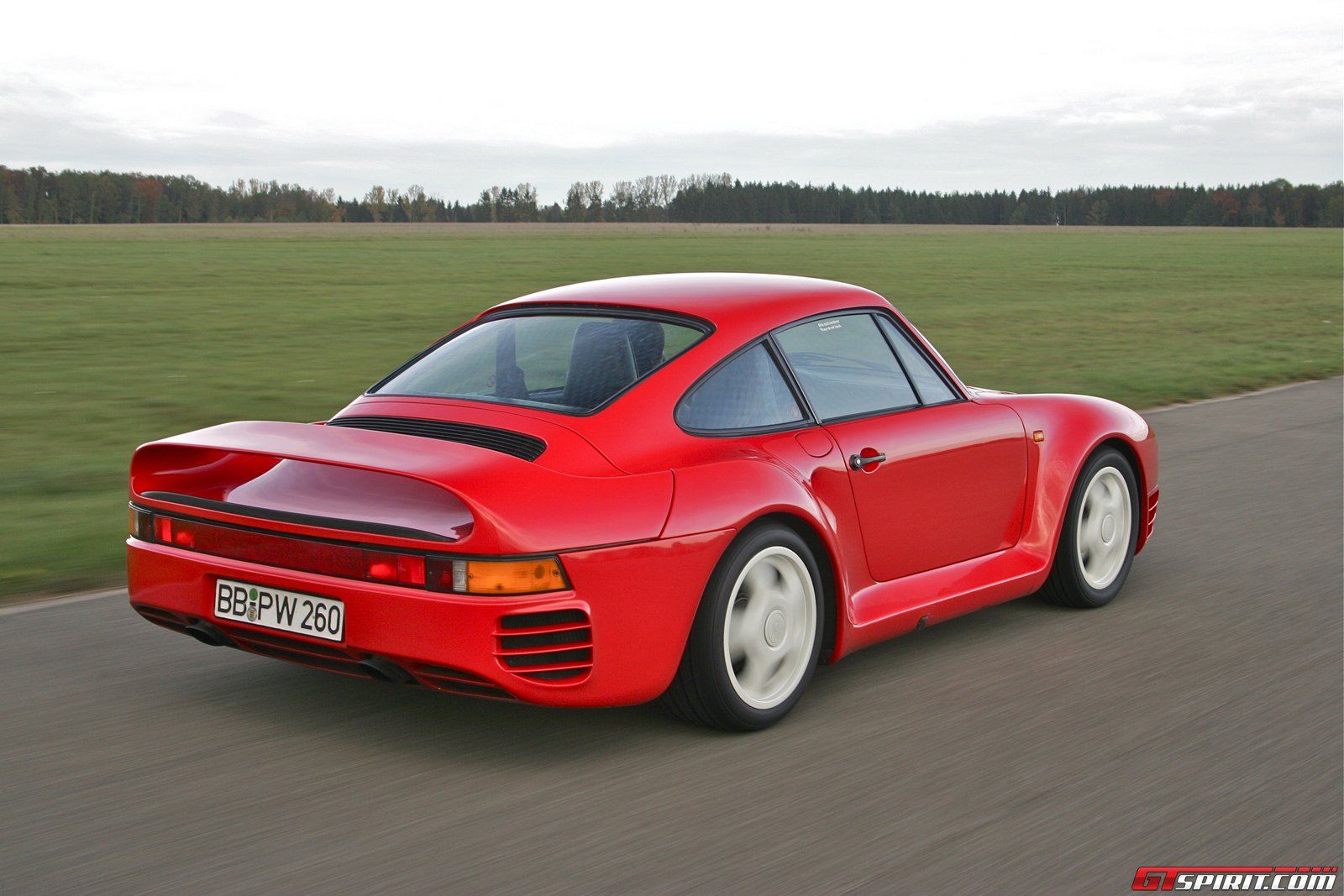 Porsche 959 Review Gtspirit
