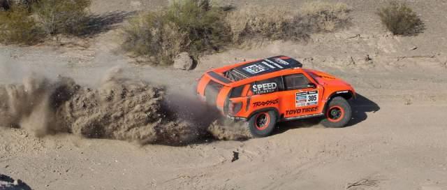 Robby Gordon Dakar