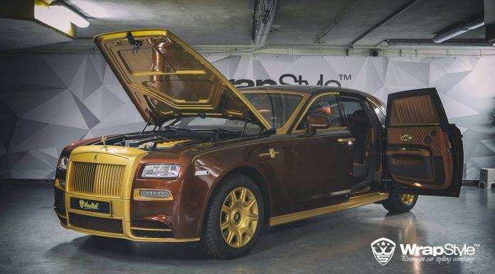 Rolls Royce Mansory 02 wrapstyle car wrap foil
