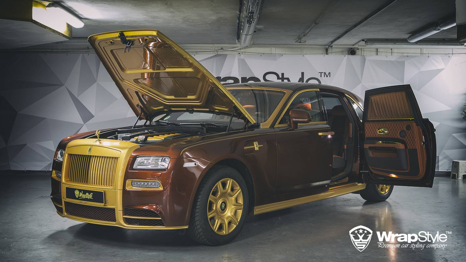 Mansory Rolls-Royce Ghost by WrapStyle - GTspirit