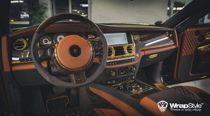 Rolls Royce Mansory 03 wrapstyle car wrap foil