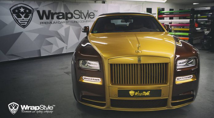 Rolls Royce Mansory 06 wrapstyle car wrap foil