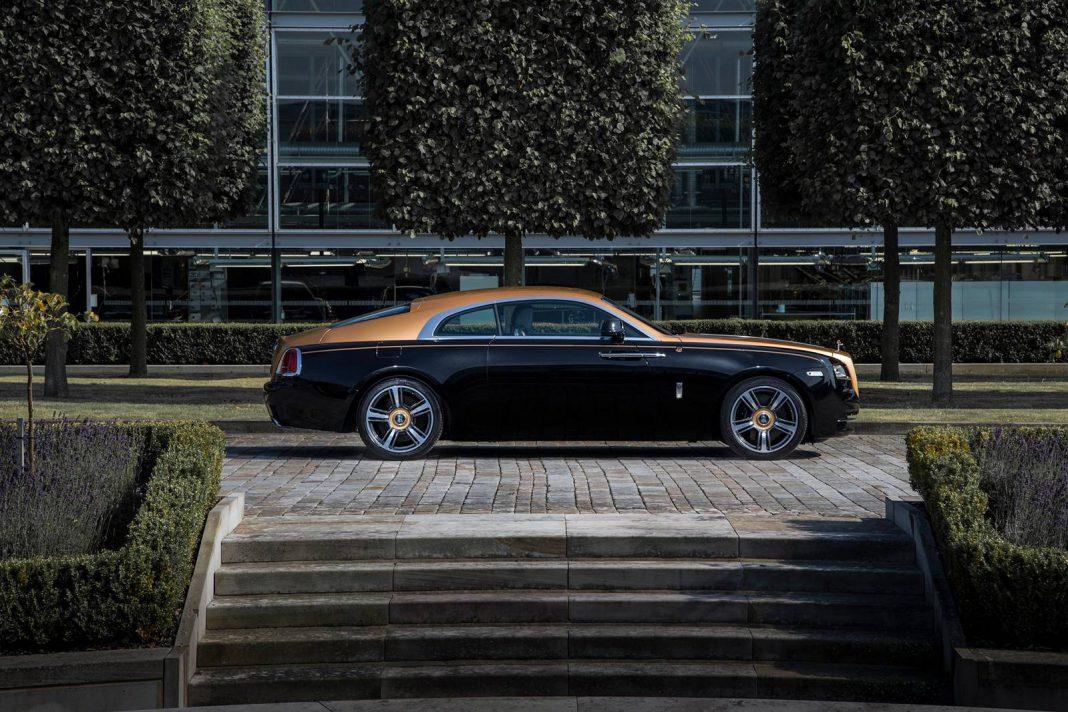 Bespoke Rolls-Royce Wraith