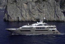 Superyacht Jade by CRN Shipyard