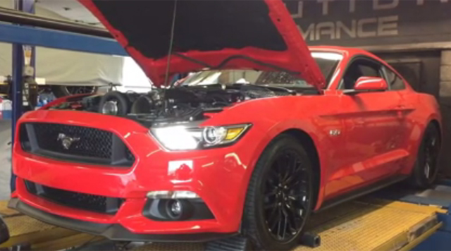 Crazy 900hp 2015 Ford Mustang GT