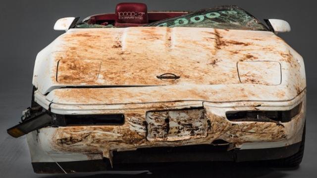 1 Millionth Chevrolet Corvette Restoration