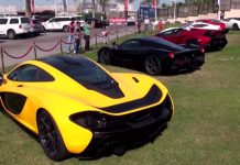 The Hypercars of Dubai's Crown Prince