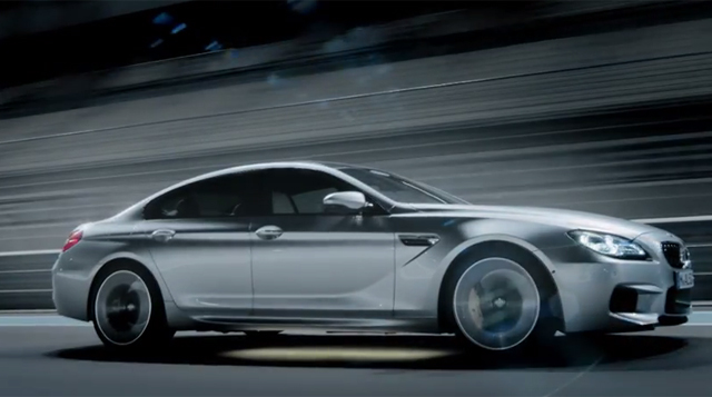 BMW 6-Series Facelift Trailer