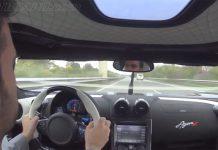Koenigsegg Agera R Autobahn
