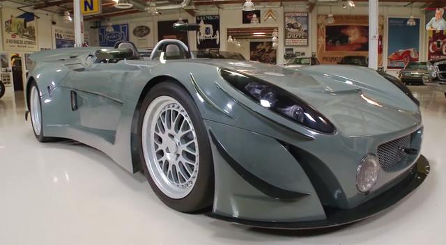 Jay Leno Ronin RS 211