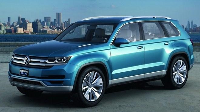 Volkswagen Crossover Concept