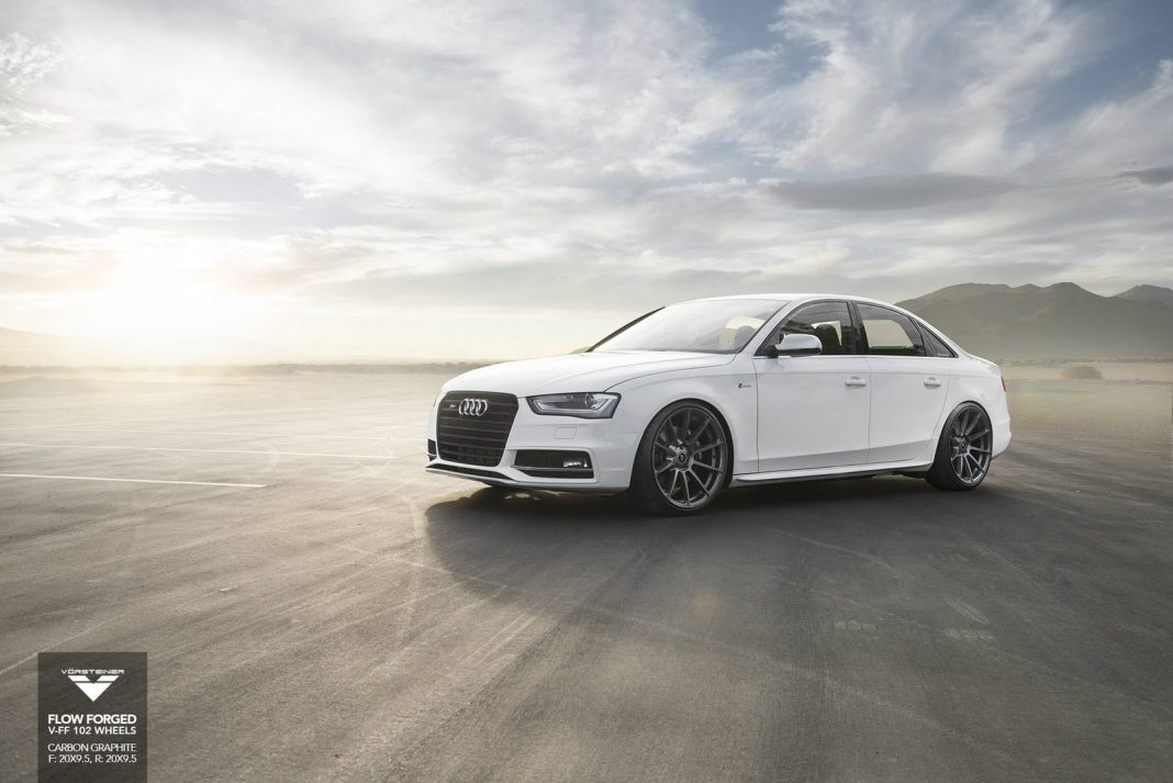 Vorsteiner Audi S4