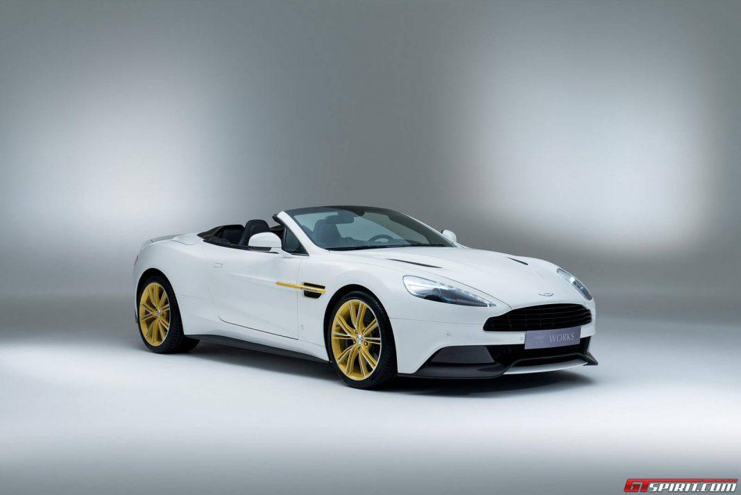 Aston MartinWorks Vanquish 60th Anniversary
