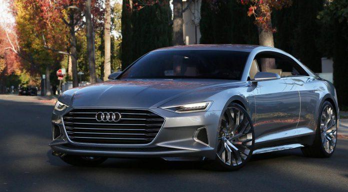 Audi Prologue Concept / Audi A9 Coupe