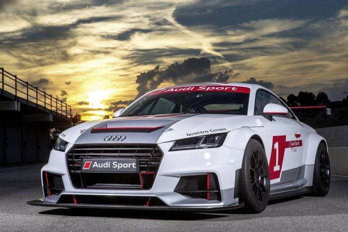 2015 Audi Sport TT Cup
