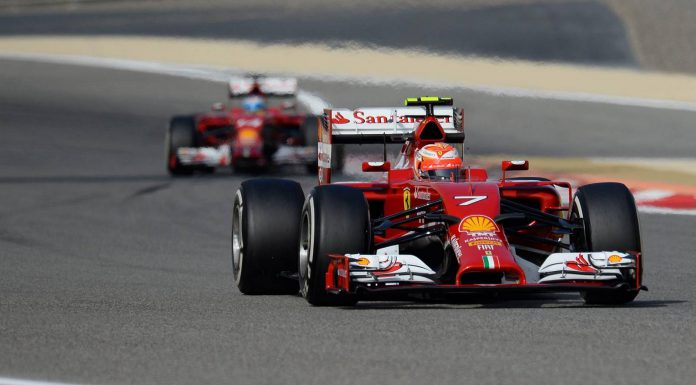 Ferrari Bahrain GP 2014