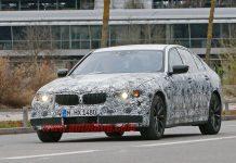 Next-Generation BMW 5-Series Prototype