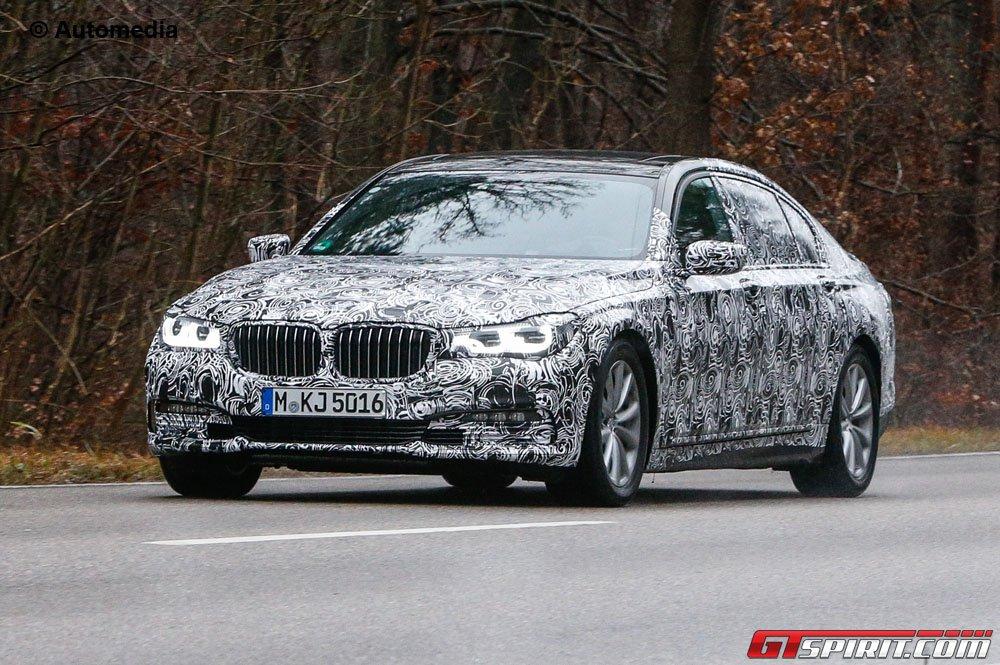 Next-Gen BMW 7-Series to Receive a Host of Interior Upgrades