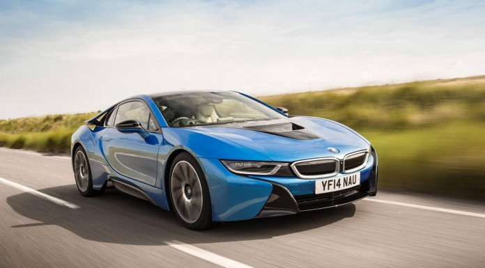 Select BMW i8s Recalled in the U.S.