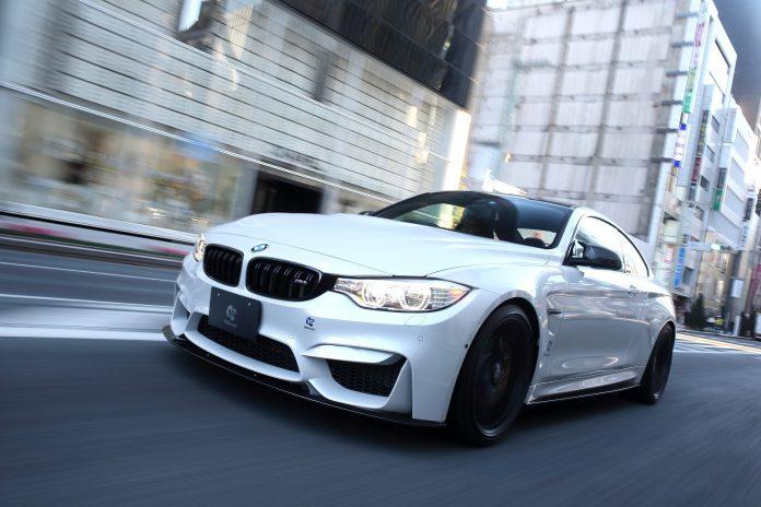 BMW M4 by 3DD3sign