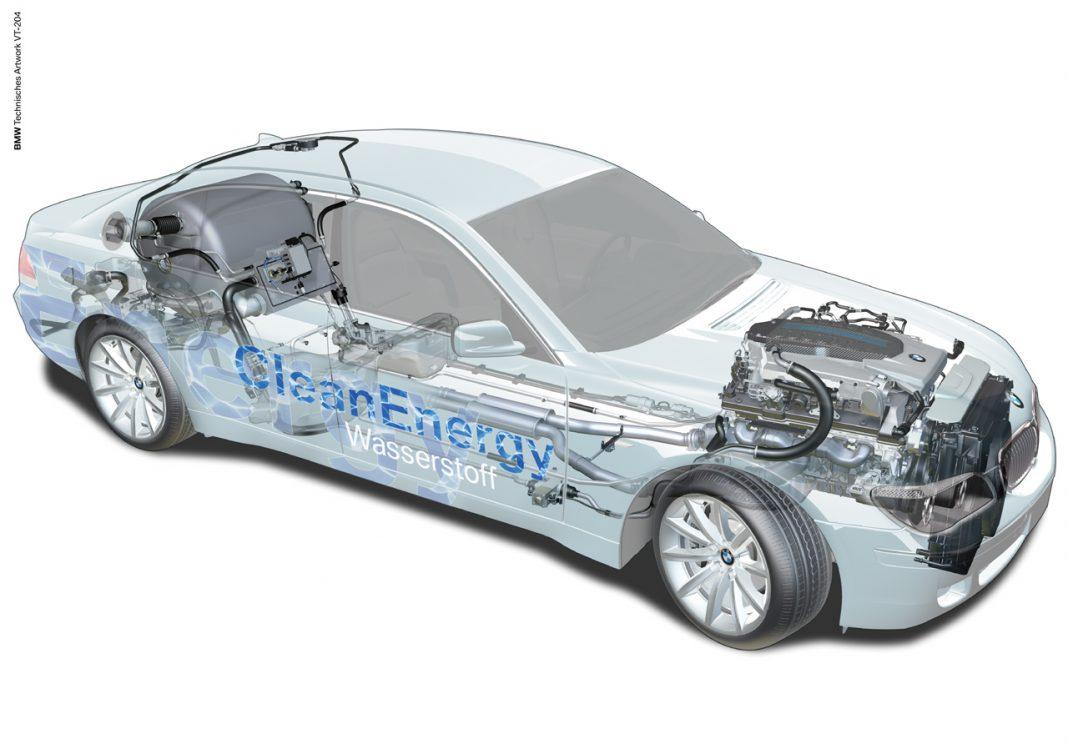 Hydrogen BMW