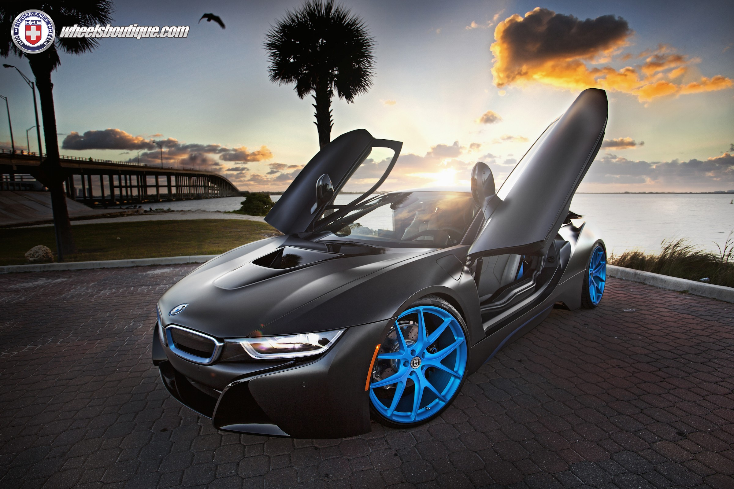 Bold Bmw I8 By Wheels Boutique Gtspirit
