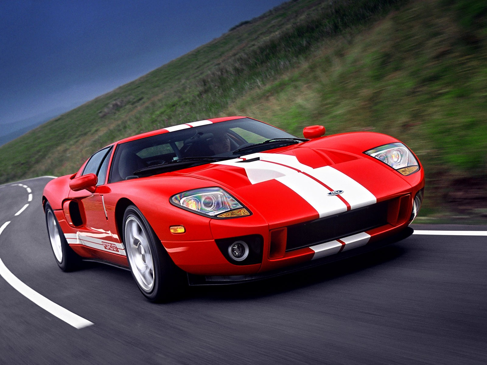 new ford gt to feature 600hp ecoboost engine gtspirit. Black Bedroom Furniture Sets. Home Design Ideas