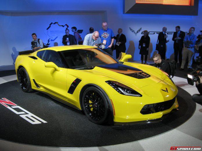 Customer deliveries of 2015 Chevrolet Corvette Stingray