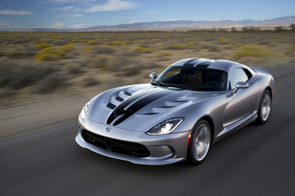 Chrysler Turning Attention to Dodge Viper in 2015