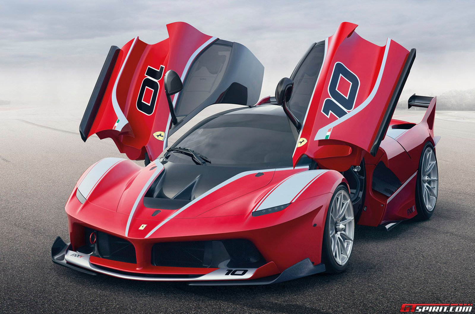 Compared To The Ferrari FXX Which The New LaFerrari FXX K Essentially  Succeeds, The New Car Is 2 Seconds Faster And 1 Second Faster Than The  Ferrari 599XX.