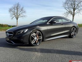 G-Power Mercedes-Benz S63 AMG Coupe with 750hp