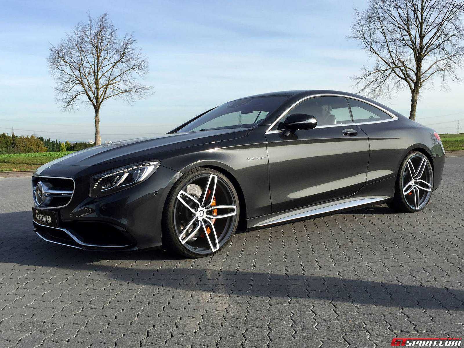 official g power mercedes benz s63 amg coupe gtspirit. Black Bedroom Furniture Sets. Home Design Ideas