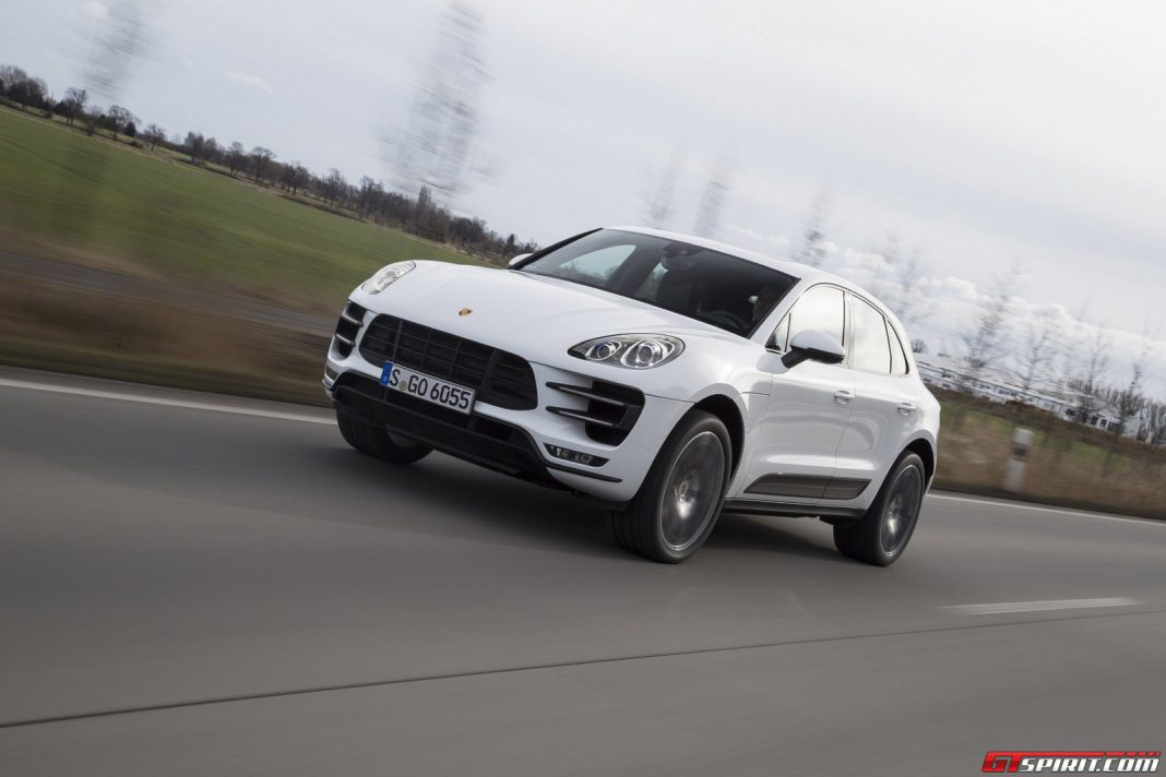 porsche macan hybrid due within two years gtspirit. Black Bedroom Furniture Sets. Home Design Ideas