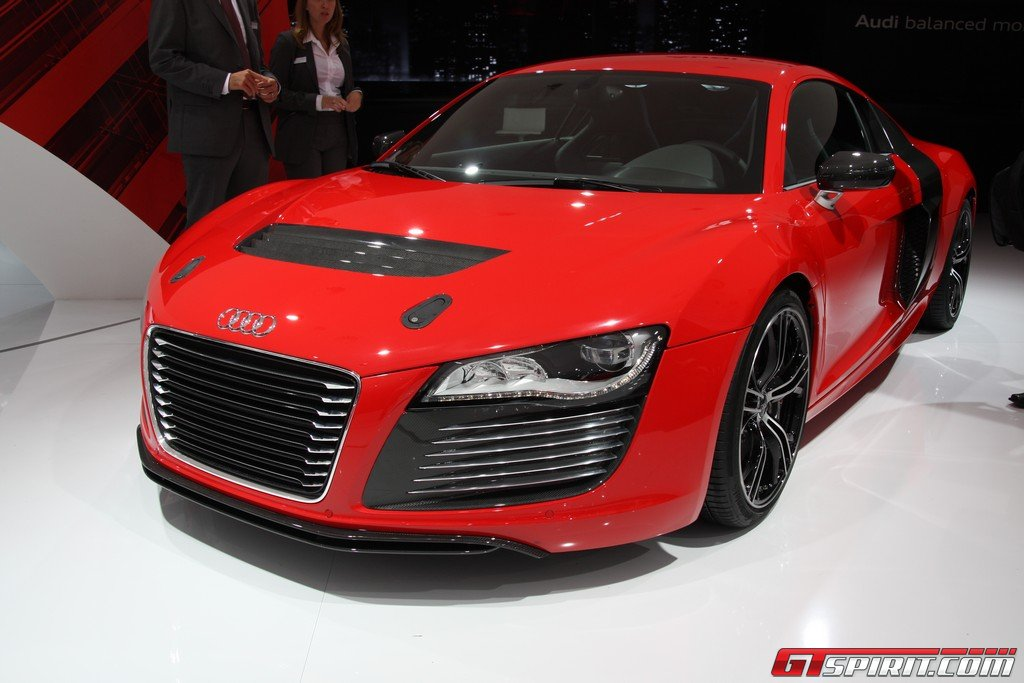 Audi to Launch Two New Electric Cars by 2018