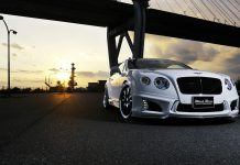 Bentley Continental GT Black Bison by Wald International