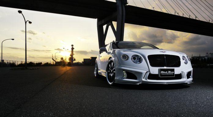 Bentley Continental GT Black Bison by Wald International