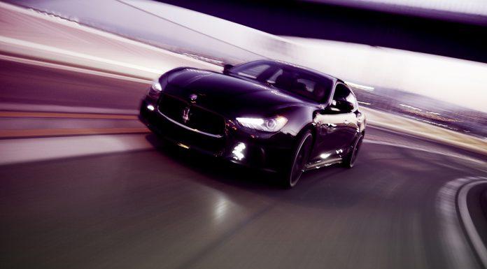 Maserati Ghibli Black Bison by Wald International