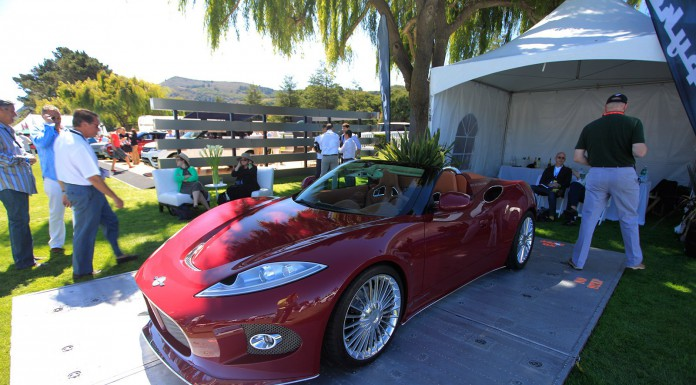 Spyker Files for Financial Restructuring