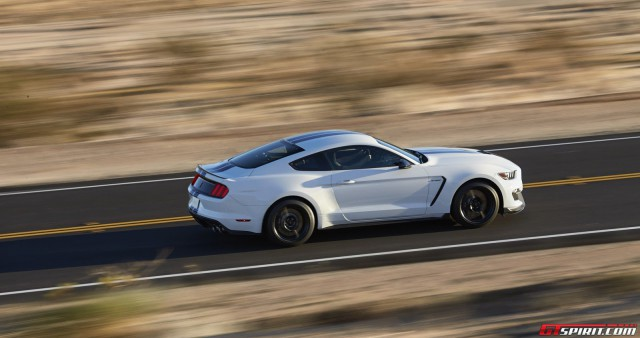Ford Sells Record 8,728 Mustang Units in November