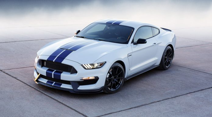 First Shelby GT350 Mustang to Be Auctioned in January